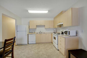 Camrose senior friendly apartment with elevator
