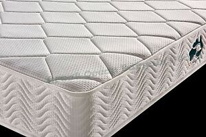 Premium Belgium Knit Fabric Mattress HARMONY Spring Queen Chipping Norton Liverpool Area Preview
