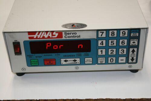 HAAS Servo control SN983666 500 2K Line Encodr/SFTWR Ver 5-36