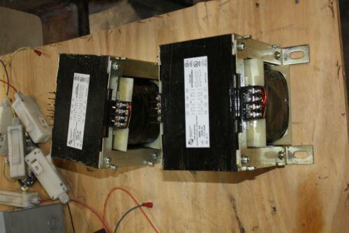 HPS 3000VA Control Transformer Pri, 240/480 V Sec 120/240 Hammond Spartan