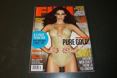 FHM MAGAZINE UK JULY 2011