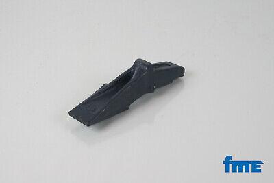 Flachzahn Baggerzahn Anschraubzahn Schaufelzahn Lochabstand 55-60 mm für Bagger