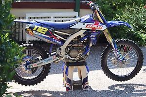 Yz250f Worongary Gold Coast City Preview