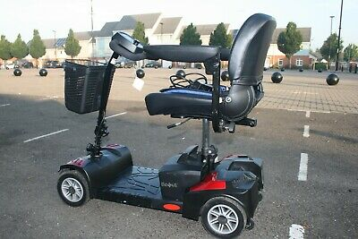 Drive Scout mobility scooter red/black new batteries recently with charger used
