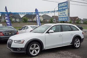 2013 Audi A4 allroad 2.0T Premium ACCIDENT FREE   ONE OWNER