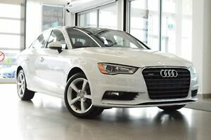 2016 Audi A3 2.0T * QUATTRO * STYLE PACK * TOIT PANO