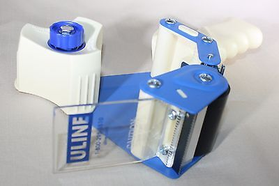 Uline 2 Industrial Packing Tape Dispenser H150 Side Load New In Box