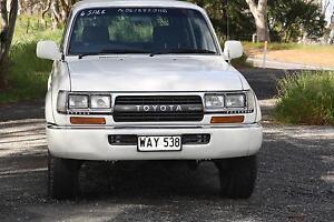 1992 Toyota LandCruiser Wagon WITH REBUILT MOTOR Nairne Mount Barker Area Preview