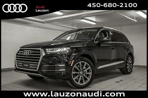 2017 Audi Q7 3.0T TECHNIK DRIVER PACK LUXURY PACK 20