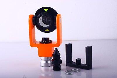 All Metal Mini Prism For Topcon Sokkia Nikon Pentax Total Stations Offset -300