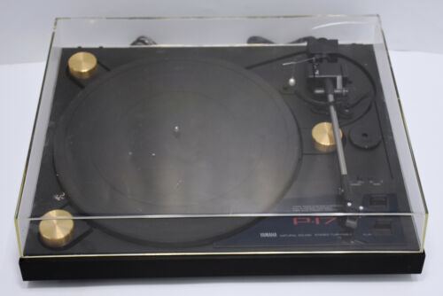 YAMAHA Natural Sound P-17 Stereo Full Automatic Turntable *New Belt*