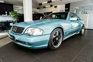Mercedes-Benz SL 60 AMG/BOSE/HARDTOP/NEW ROOF FABRIC/TOP