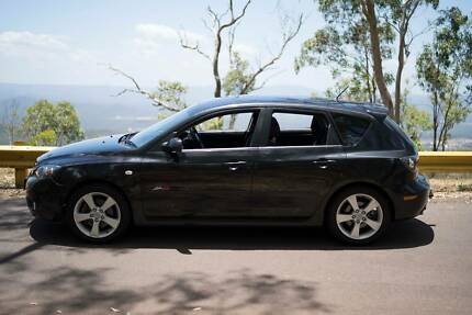 Mazda 3 SP23 Toowoomba Toowoomba City Preview
