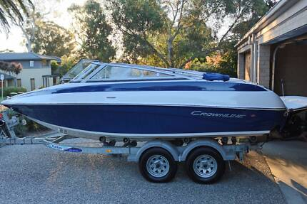 2012 Crownline 18ss