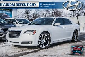 2013 Chrysler 300 S ** CUIR, NAVIGATION, MAGS 20**