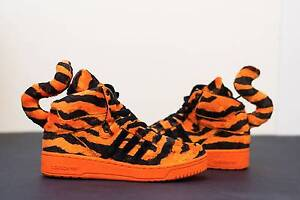 Adidas X Jeremy Scott Tiger Shoes Mens US 6.5 Sydney City Inner Sydney Preview