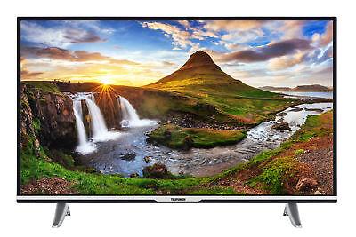 Telefunken XU43D401 4K Ultra HD SmartTV 43 Zoll TV Triple-Tuner DVB-C/-T2/-S2