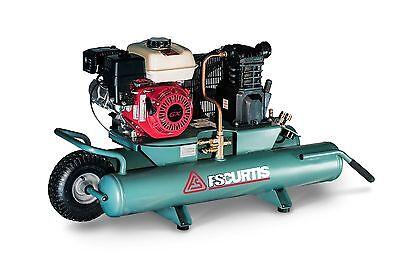 Fs Curtis Gas Powered Wheel Barrow Portable Compressor