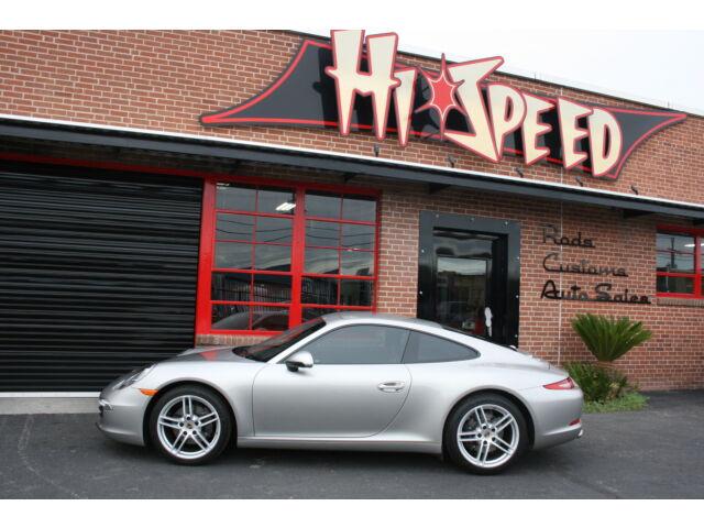 Image 1 of 2013 Porsche 911 Silver…