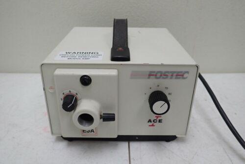 Fostec 20520 ACE 1 Fiber Optic Light Source Illuminator