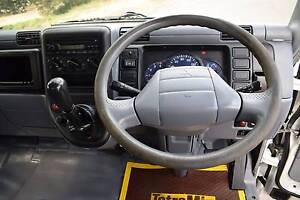 2006 MITSUBISHI FUSO CANTER PANTECH TRUCK, 5 SPD TURBO DIESEL. West Launceston Launceston Area Preview