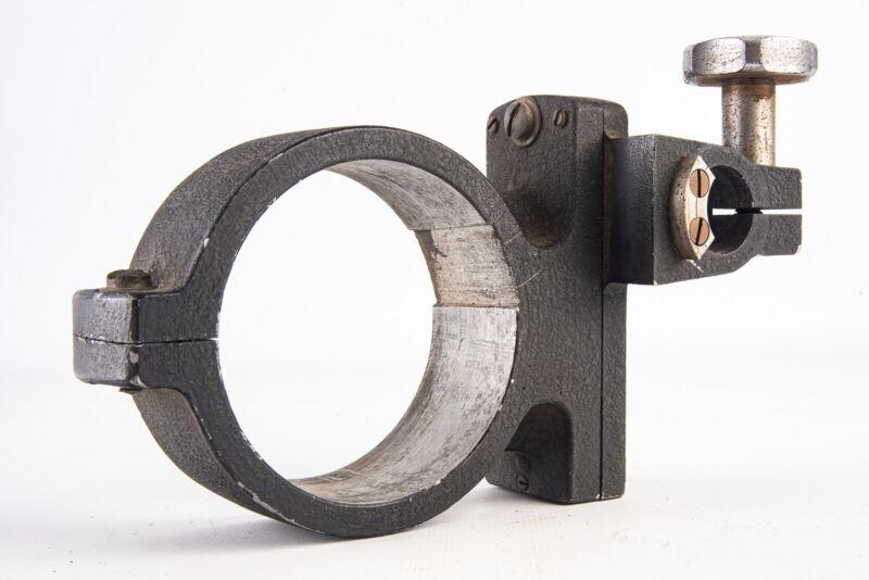 Vintage Movie Projector Lens Slide In Holder Clamp For Anamorphic Cinemascope V1