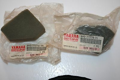 nos Yamaha snowmobile noise damper 18 and 19 phazer 1994-99 venture 8v0-77278 79