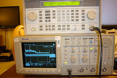 Tektronix Tds 620a Digital Oscilloscope 500mhz 2gss Vga Fft Preventative Recap