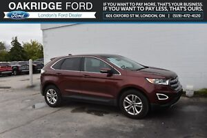 2016 Ford Edge 4DR SEL FWD- NAVIGATION - PANORAMIC ROOF - HEATED