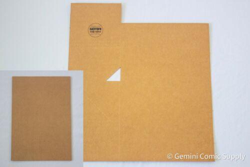 GEMINI Comic Book Flash Mailers with Filler Pads Bundle