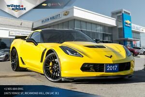 2017 Chevrolet Corvette Z06 | CARBON FIBRE ROOF | NAV | VIDEO...