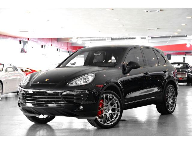 Imagen 1 de Porsche Cayenne black