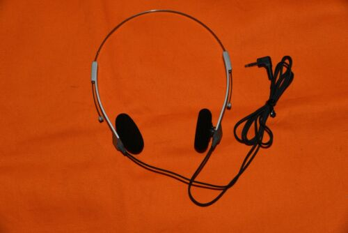 SONY MDR-4 DYNAMIC Stereo Headphones For SONY TPS-L2