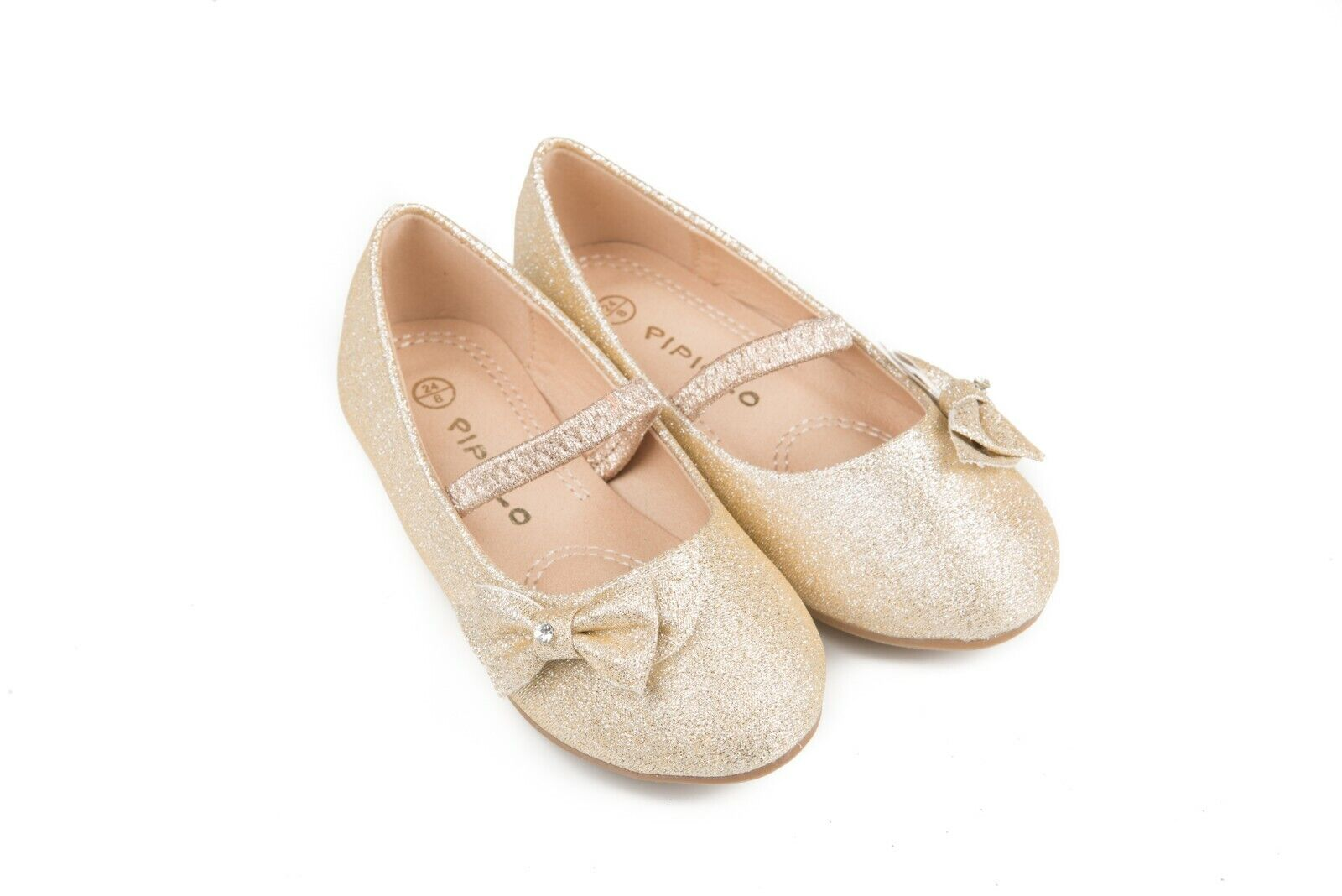 Pipiolo Mary Jane Ballerina Flats – Shoes for Girls