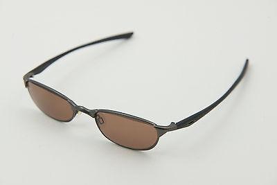 Oakley OFF LINE 6.0 Pewter #11-718 Prescription Eye Glasses Frames 51-20-140