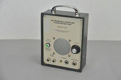 Parks Medical Ultrasonic Doppler Flow Detector Model 811-bts 23478