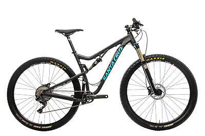 "2015 Santa Cruz Tallboy Mountain Bike Large 29"" Aluminum Shimano XT M8000 11s"