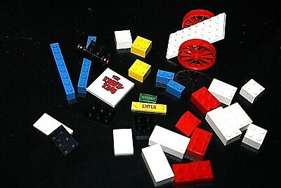 Spongebob Lego Lot Krusty Krab Money Enter Sign Wagon & More -AAAA #