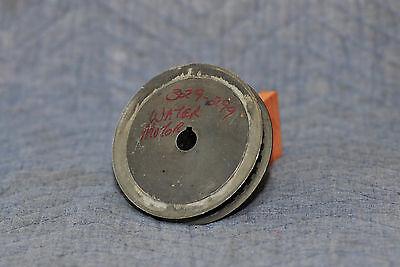 Didde Web Press Water Motor Pulley 329-299