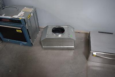 Amana UXI1200DYS 1200 CFM IN-Line Blower Motor for Hoods NOB #30957 HRT