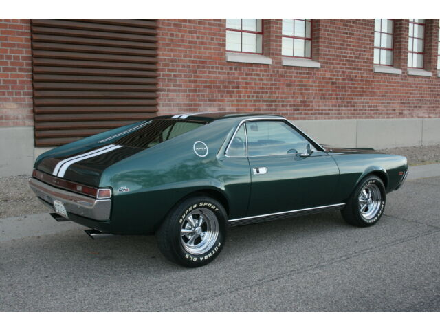 Image 1 of AMC: AMX Green