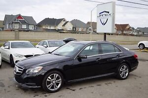 2014 Mercedes-Benz E-Class ACCIDENT FREE | BLACK LEATHER INTE...