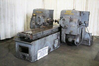 18 X 92 Cincinnati Model 420-185 Duplex Production Mill Yoder 67804