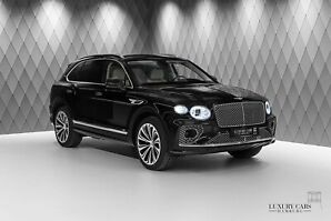 Bentayga V8 2021 FIRST EDITION BLACK BEIGE