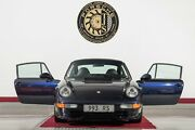 Porsche 993 RS, deutsch, 1 Hd., Erstlack,