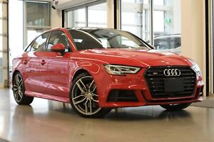 2017 Audi S3 2.0T Technik * TECH PACK * ADVANCED HANDLING