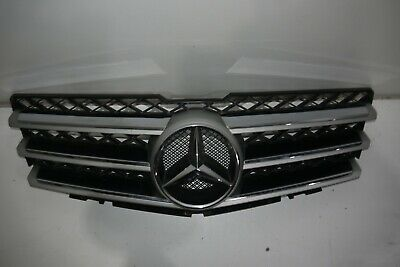 Mercedes Original GLK X204 ab 2008 Chrom Kühlergrill Grill A2048801583  Silber