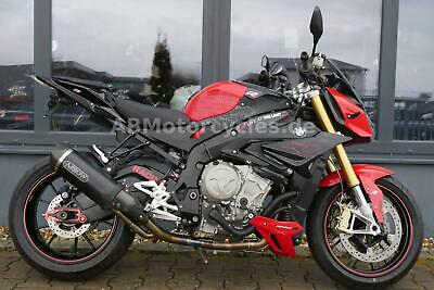 BMW S 1000 R ABS - dt. Modell