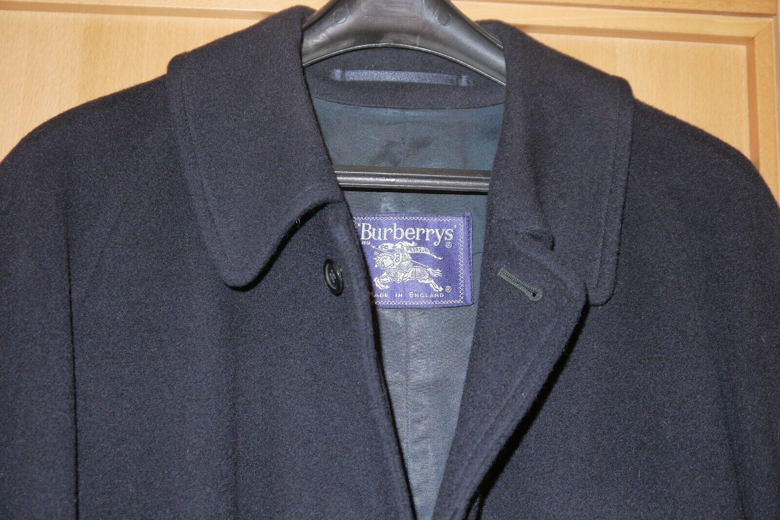 Vintage manteau trench burberrys london
