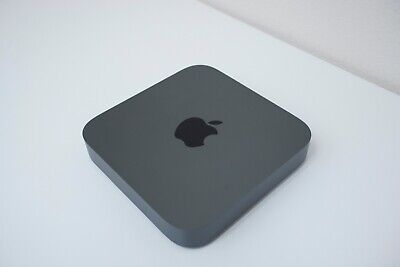 Apple Mac Mini 3.6 GHz 4 Core i3 128GB SSD 8GB 2666MHz RAM 2018 Desktop A1993